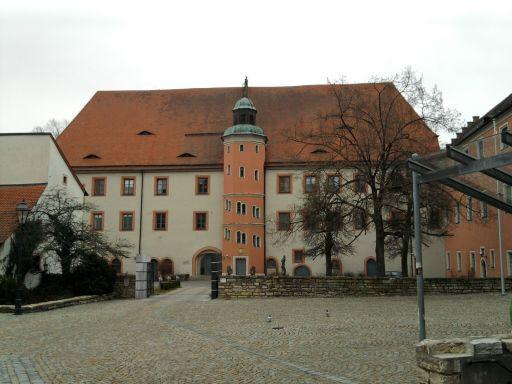 Neumarkt, Pfalzgrafenschloss (jetzt Amtsgericht)