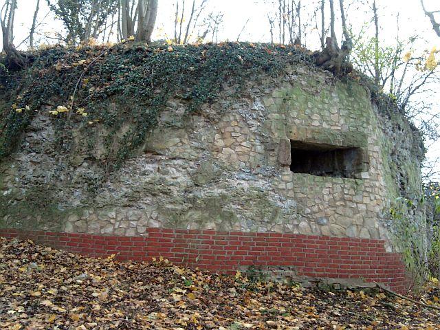 Calenberg, Bastion der alten Burg