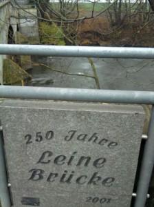 Calenberg, an der Leine
