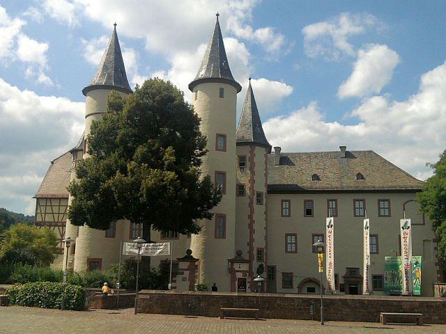 Lohr, Schloss und Spessartmuseum