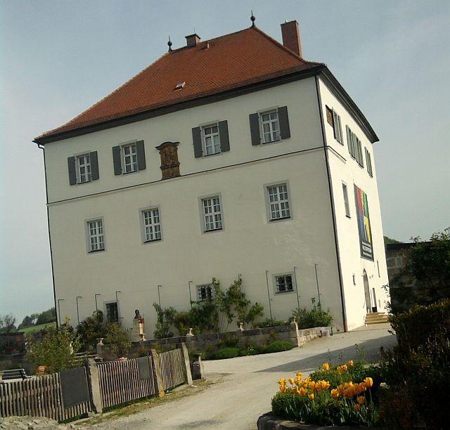 Goldkronach, Schloss (mit Humboldt-Kulturforum)
