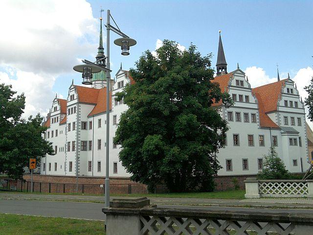 Doberlug, Schloss