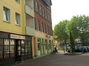 Lehrte, Sedanplatz
