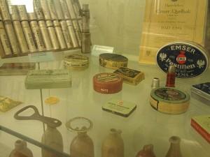 Bad Ems, Emser Pastillen im Stadtmuseum