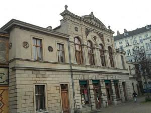 Bad Berlin,  Bibliothek Luisenbad