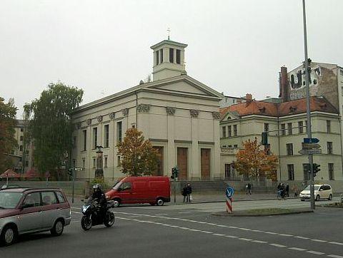 Berlin, St. Pauls-Kirche (nach Karl-Friedrich-Schinkel-Plänen)