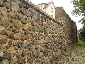 Prenzlau, Stadtmauer