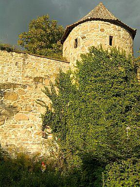 Zeil, Stadtmauerturm