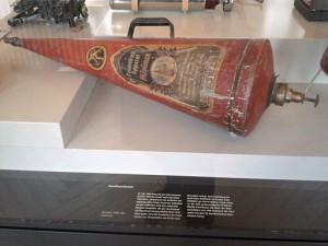 Neuruppin, Feuerlöscher im Stadtmuseum