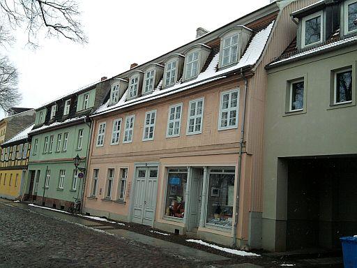 Neuruppin, Fischbänkenstraße