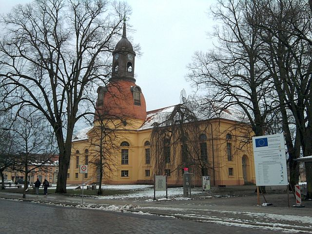 Neuruppin, Kulturkirche