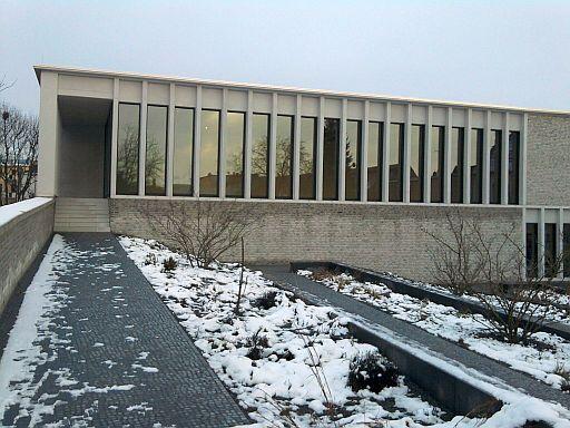 Neuruppin, neuer Anbau zum Stadtmuseum