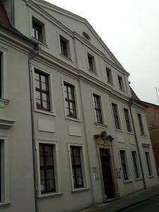 Salzwedel, Landkreis-Musikschule (und Jenny-Marx-Haus)