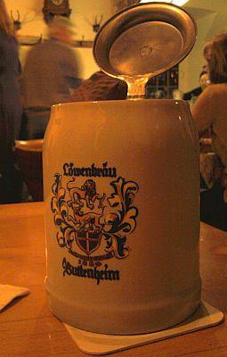 Buttenheim, Bierhumpen
