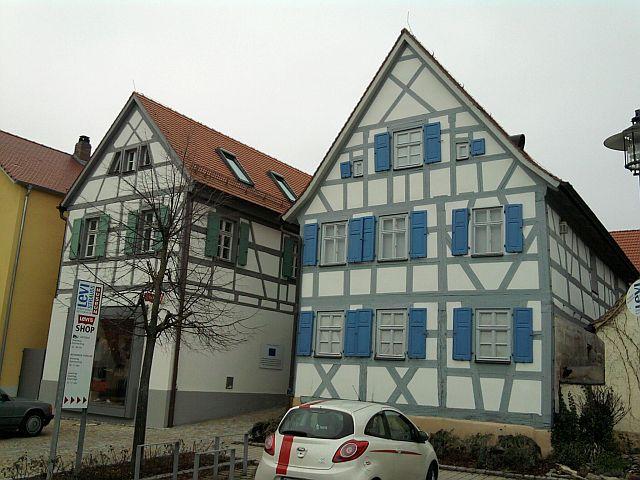 Buttenheim, Levi-Strauss-Museum