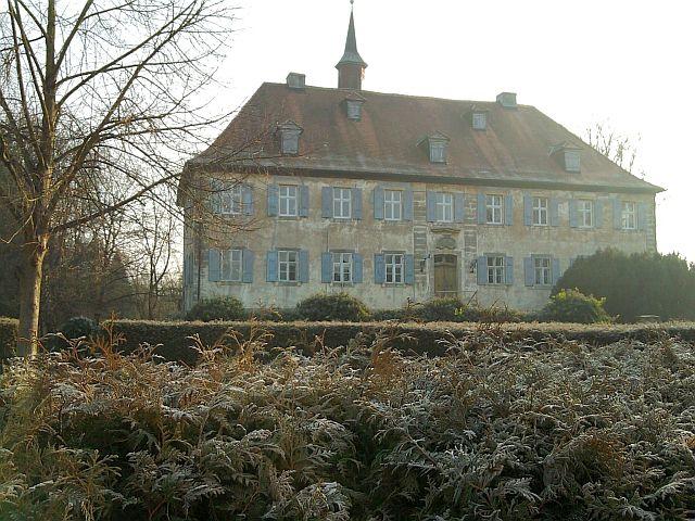 Buttenheim, Schloss (aus dem 18. Jahrhundert)