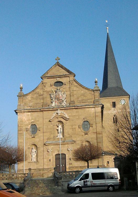 Buttenheim, St.-Bartholomäus-Kirche