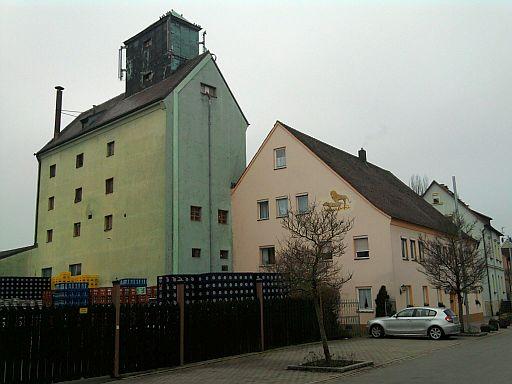 Buttenheim, die andere Brauerei