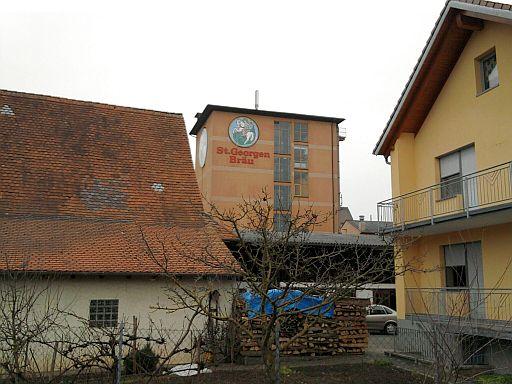 Buttenheim, die eine Brauerei