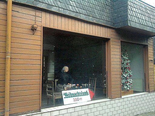 Lauscha, Weihnachts-Wunderland (oder zumindest Weihnachtsland)