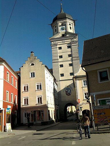 Vilshofen, Stadttorturm