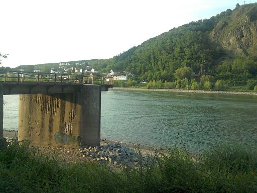 Remagen, Brücke von