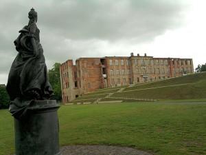 Zerbst, Katharina-die-Große-Denkmal