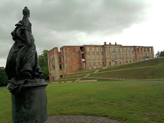 Katharina die Große und das Zerbster Schloss