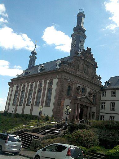 Blieskastel, Schlosskirche