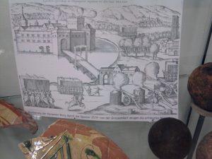 kerpen, die burg früher (stadtmuseum)