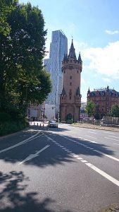 Frankfurt, Eschersheimer Turm