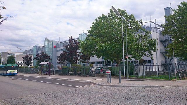 Unterföhring, ProSiebenSat.1-Sitz