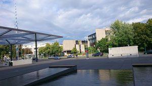 Unterföhring, Rathaus