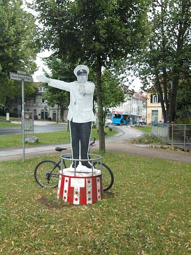 Göttingen, Heinz-Erhardt-Platz