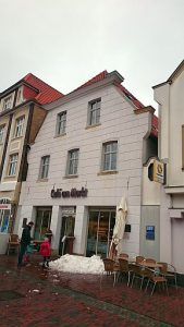 Lingen, Haus der Schmitz' (Lingens) am Marktplatz