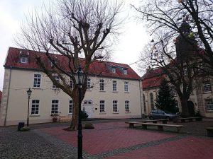 Lingen, Universitätsplatz