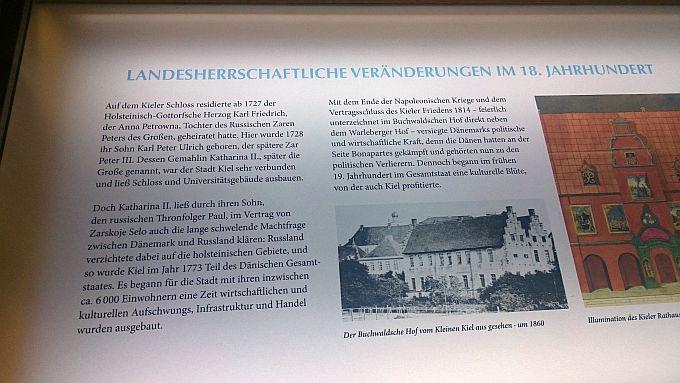 Kiel, im Stadtmuseum