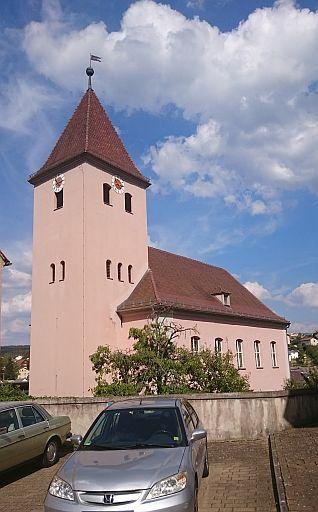 Solnhofen, Kirche St. Veit