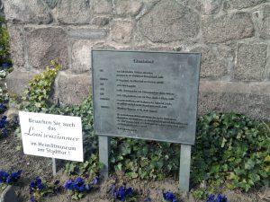 Gransee, Erläuterungen zu Schinkels Königin-Luise-Sarg-Kunstwerk