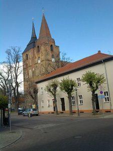 Gransee, St.- Marien-Kirche