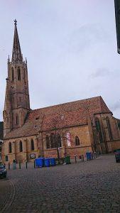 Bad Dürkheim, Schlosskirche (ohne Schloss)