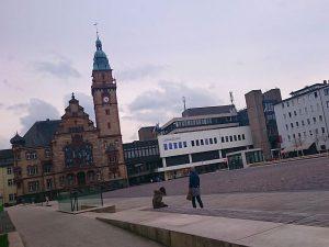 Rathaus am Rheydter Marktplatz