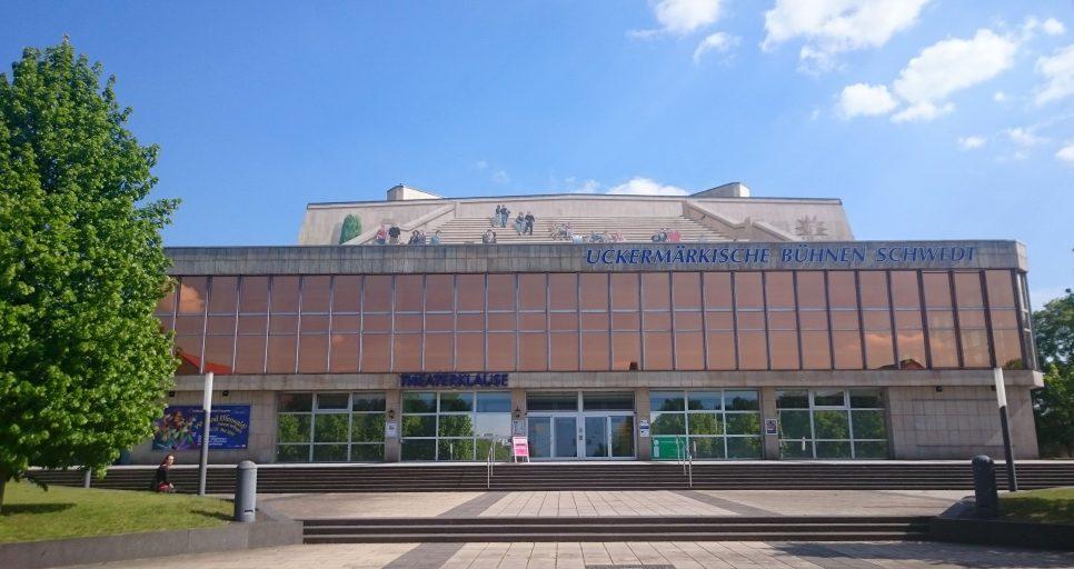 Schwedt, Kulturpalast
