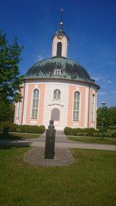 Schwedt, ehemalige reformierte Kirche