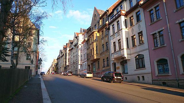 Reichenbach, Gründerzeitviertel