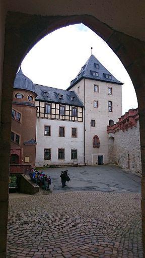 Reichenbach-Mylau, Burg