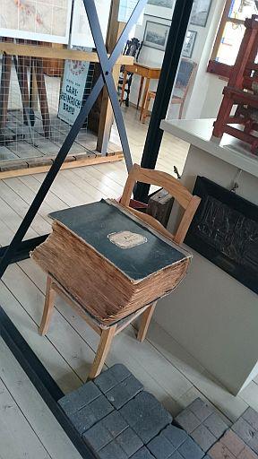 Reichenbach, im Neuberin-Museum