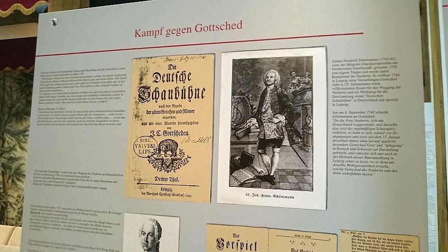 Reichenbach, im Neuberin-Museum 2
