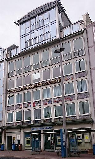 Pirmasens, Haus der Schuhindustrie