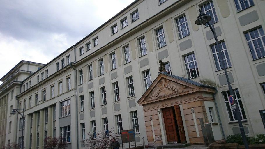 Pirmasens, ehemalige Schuhfabrik (Rheinberger)